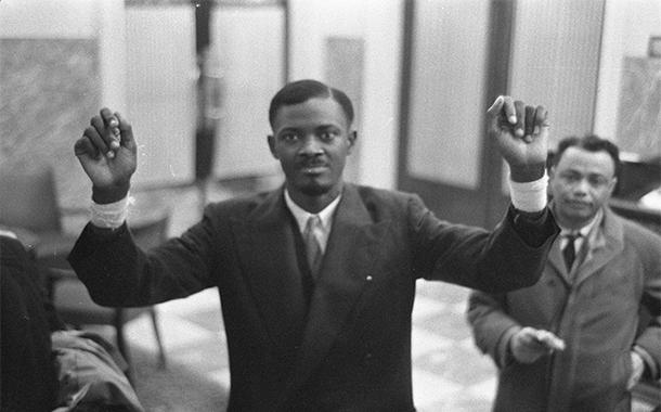 Patrice Emmery Lumumba