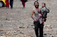 Beobachtungsstelle für Menschenrechte; in Mosul wurden 3.846 Zivilisten getötet.
