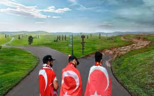 Die Türkei - Krieg oder Frieden