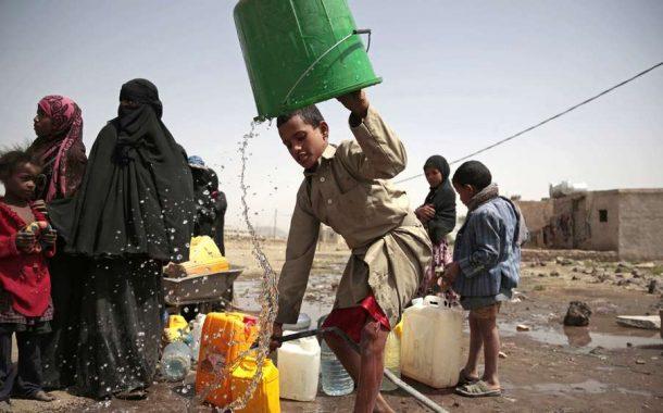 Saudi-Arabien verweigert 2,5 Millionen Menschen im Jemen sauberes Wasser - Bill Van Auken