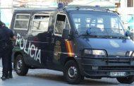 Spanische Polizisten: