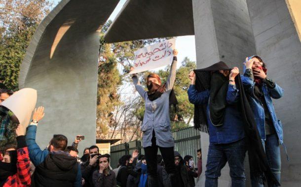 """Soldarität mit Protesten im IRAN - Was erwarten wir von """"Euch""""?"""