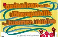 Veranstaltung zu Ehren der Verteidiger der Bremer Räterepublik  Sonntag, 04. Februar 2018  11.00 Uhr - Waller Friedhof