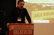 Türkei - Das Vorstandsmitglied der Volkshäuser Kutay Meric und der Akademiker Serdar Bascetin wurden heute in Antalya verhaftet.