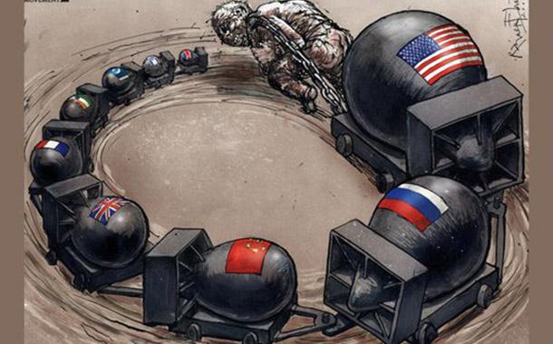 Das Verbot chemischer Waffen – Fikret İlkiz