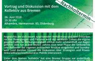 Veranstaltung - 11 Thesen über Kritik linksradikaler Politik, Organisierung und revolutionäre Praxis