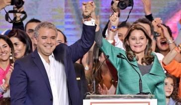 Iván Duque gewinnt Stichwahl um Präsidentschaft in Kolumbien - Ani Dießelmann