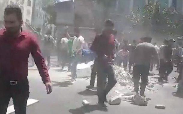 Iran: Proteste gegen Regierung weiten sich aus -  Gerrit Wustmann