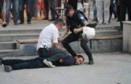 Türkei / Streik der Bauarbeiter am neuen Istanbuler Flughafen: Das Erdogan-Regime reagiert wieder einmal mit massivem Polizeiüberfall