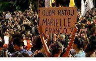 Brasilien / Ein Jahr nach dem Mord an Marielle Franco: