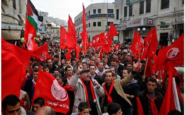 """""""Nur mit linken Ideen können wir die Freiheit des palästinensischen Volkes erkämpfen"""" -"""