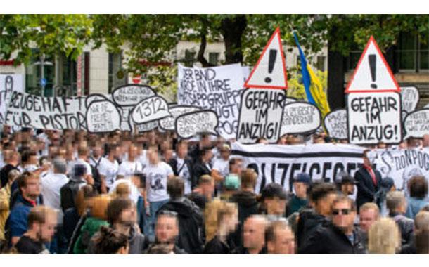Wer mischte mit beim neuen niedersächsischen Polizeigesetz? -  Marie Bröckling
