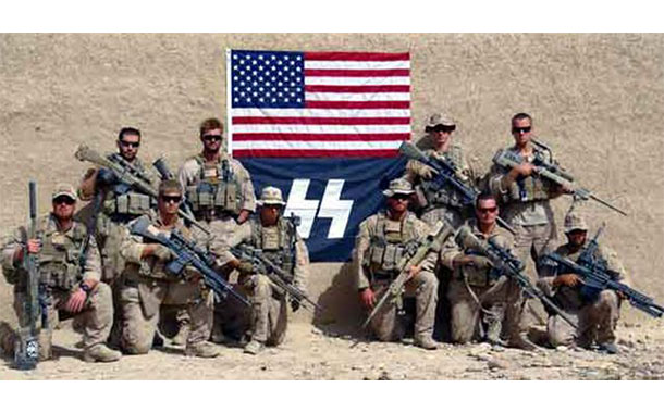 Neonazi-Netzwerk im US-Militär entlarvt - Jack Cross