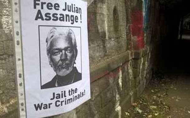 Höchste Zeit aufzustehen für Julian Assange – und unsere Grundrechte - Free Assange Committee Germany