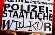 Demo gegen Hamburger Polizeigesetzverschärfung Freitag, 15.11.2019, 17 Uhr, Hansaplatz