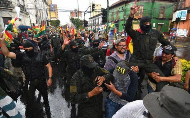 Warnsignale aus dem Herzen Lateinamerikas / Die Rechte kaperte in Bolivien den Protest gegen die Regierung - Marco Paladines