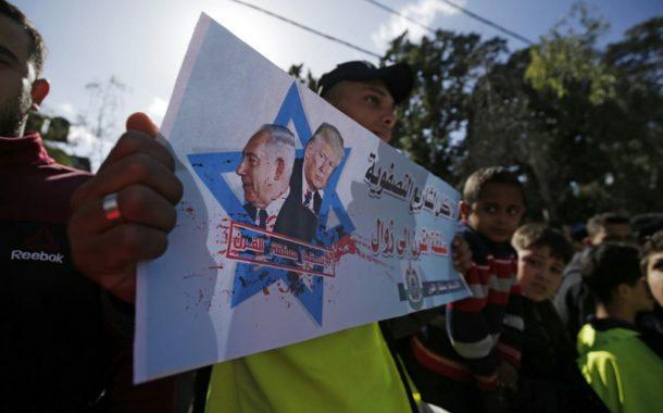 Trumps Plan ist nur ein Deckmantel für Israels finalen Landraub - Jonathan Cook