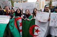 Jahr Eins des algerischen Hirak - Maurizio Coppola