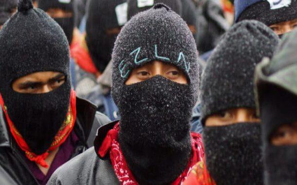 EZLN SCHLIESST WEGEN CORONA-VIRUS ALLE CARACOLESUND RUFT DAZU AUF, DIE AKTUELLEN KÄMPFE NICHT AUFZUGEBEN.