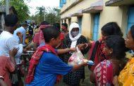 Westbengalen: Solidarität gegen die Auswirkungen des Superzyklons - Susheela Mahendran