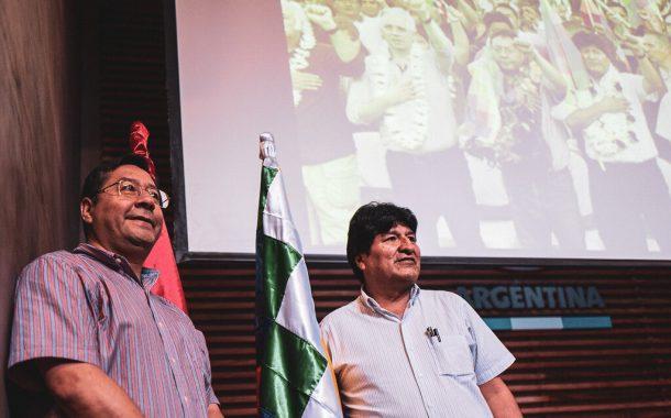 """""""Es ist klar, dass wir die Wahl gewinnen"""" – Interview mit dem bolivianischen Präsidentschaftskandidaten Luis Acre"""