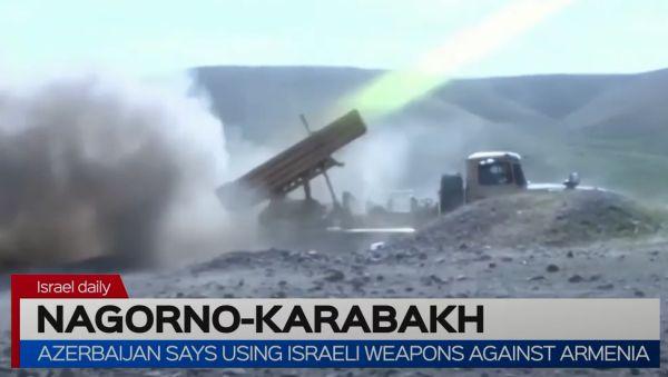 Israel schickt Waffen nach Aserbaidschan, während der Kampf mit Armenien weitergeht - Dave DeCamp