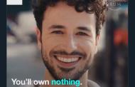 """""""Du wirst nichts und besitzen und glücklich sein"""": - Colin Todhunter"""