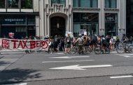 Tausende Amazon-Arbeiter:innen im Streik: Make Bezos pay!