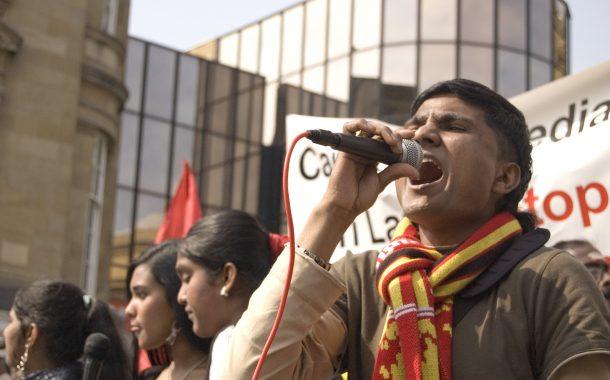 Sri Lanka: Proteste von Pottuvil bis Pollikandi - Susheela Mahendran