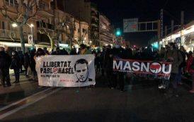 Spanien / DIE STRAßEN BRENNEN IM GANZEN STAAT, WAS Ist PASSIERT? - Antifaschistische Pattform Badalona