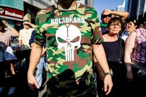 Solidarität  mit den brasilianischen Kolleginnen und Kollegen! Gegen jede  Unterstützung der rechtsextremen Bolsonaro-Regierung durch deutsche  Unternehmen!