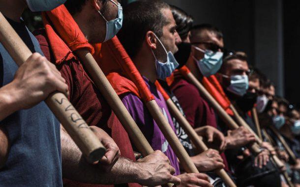 Massiver Widerstand in Griechenland gegen erneuten Angriff auf Arbeitszeit und Streikrecht etc. im neuen Arbeitsgesetz