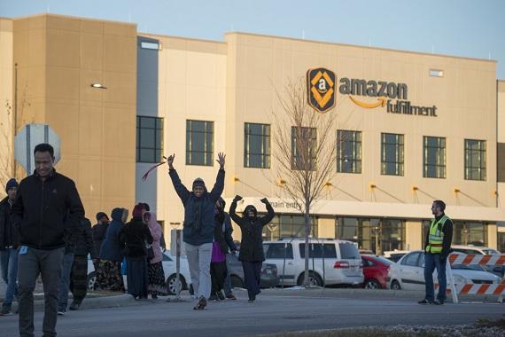 Amazon schlägt Gewerkschaft in Alabama. Rückblick auf ein US-amerikanisches Organizing-Desaster. - Elmar Wigand